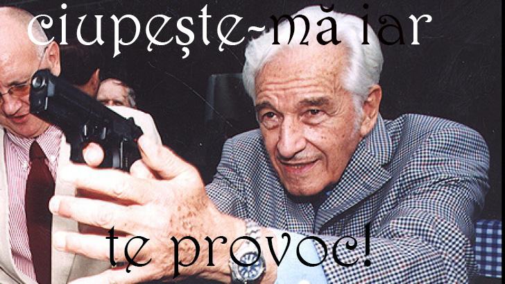 poke sergiu nicolaescu