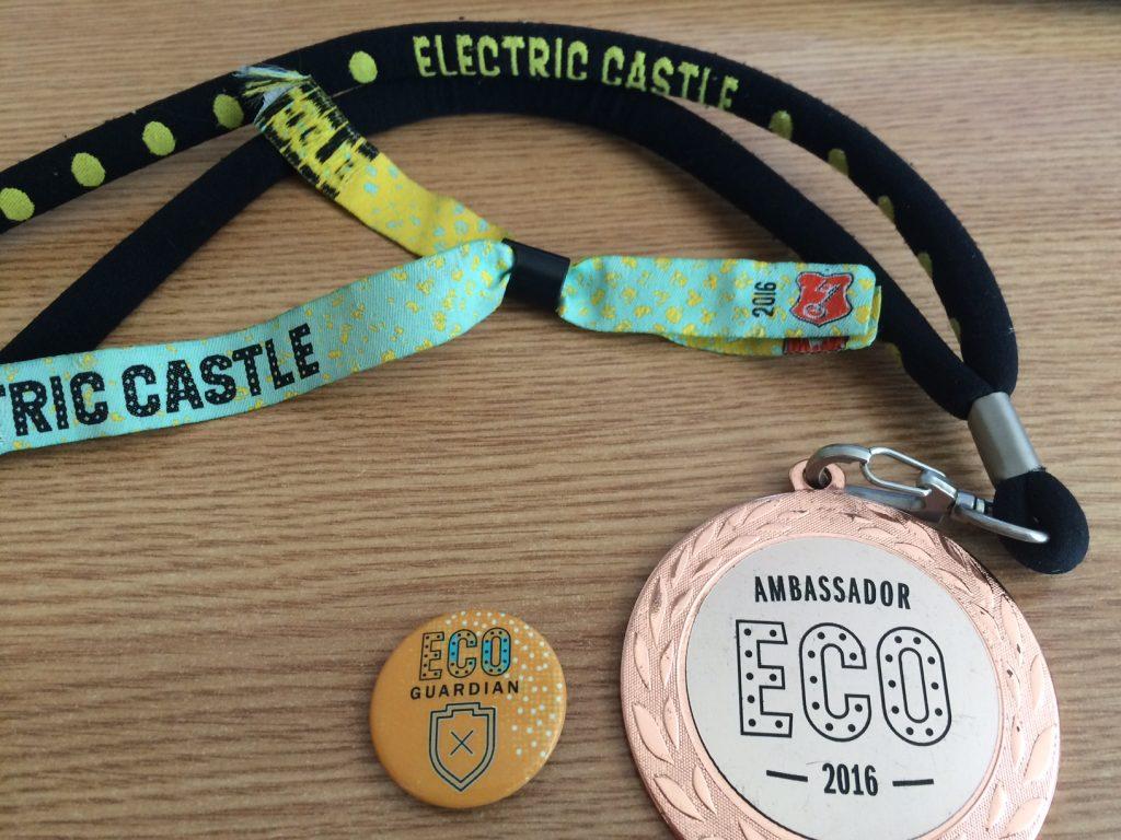 experiența de eco ambassador electric castle 2016